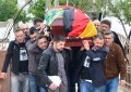 Erschossener Hamburger Schüler Diren in der Türkei beerdigt