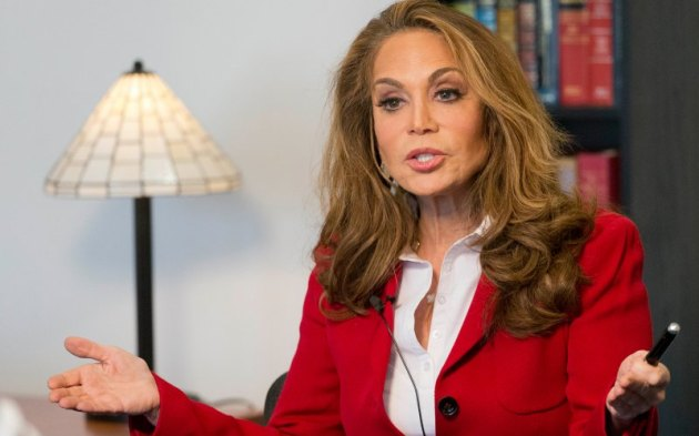 Pamela Geller  photo credit Mark Lennihan/AP
