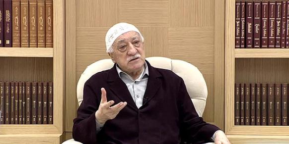 Turkish Islamic scholar Fethullah Gülen, who resides in the United States, delivers a speech.(Photo: Cihan)