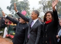 In parting shot, Obama prods India on religious freedom