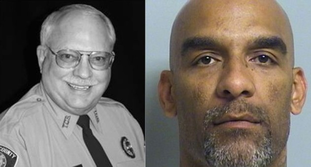 Reserve sheriff's deputy Robert Bates, shooting victim Eric Harris -- Tulsa Police Department