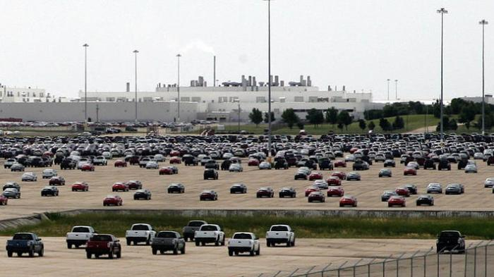 Mitsubishi is reportedly planning to stop producing in the U.S., including at its plant in Normal. (Chicago Tribune 2006)
