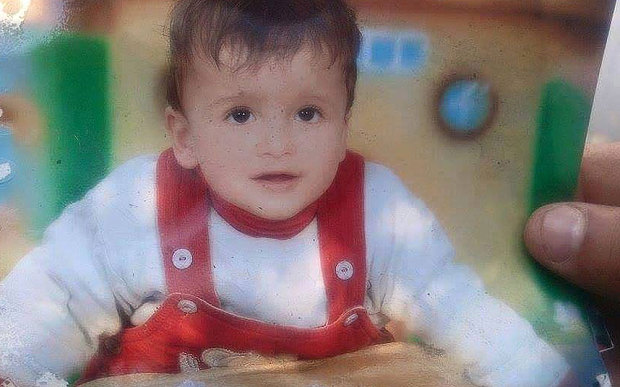 Ali Dawabsheh died in the West Bank arson attack