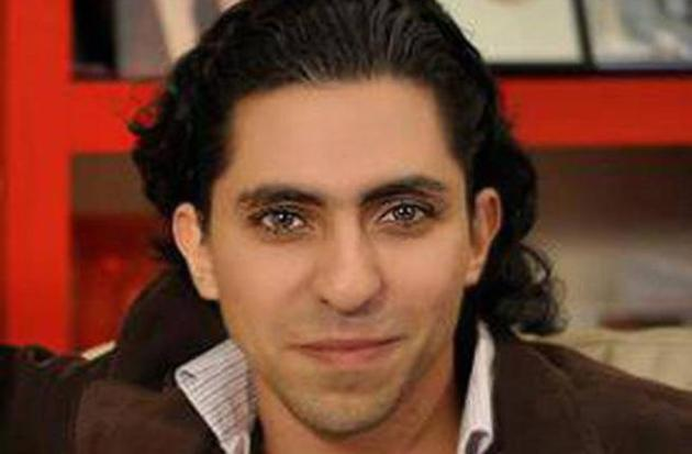 Raif Badawi is currently imprisoned for insulting clerics in Saudi Arabia. (AFP/File)