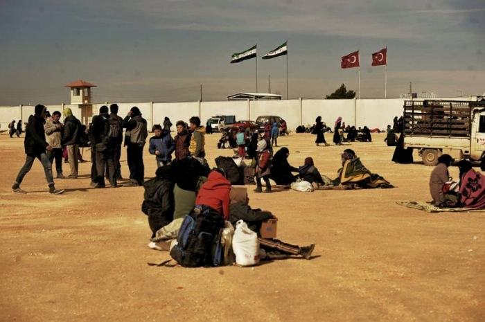 Syrian Refugees in Turkey - Syrian National Coalition