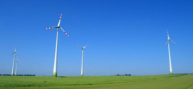 wind turbines in austria