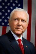 United States Senator Orrin Hatch (R) Utah