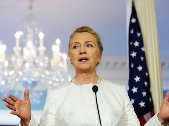 Hillary Clinton knows the issues, history and facts. (Photo: AFP/Getty Images)
